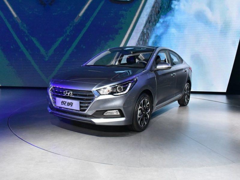 Невдовзі на українських та європейських дорогах з'являться нові Hyundai Accent (ФОТО)