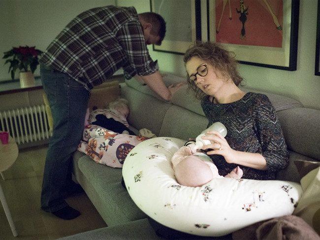 Немає неможливого: фотопроект про маму трьох дітей, яка не може ходити (ФОТО)
