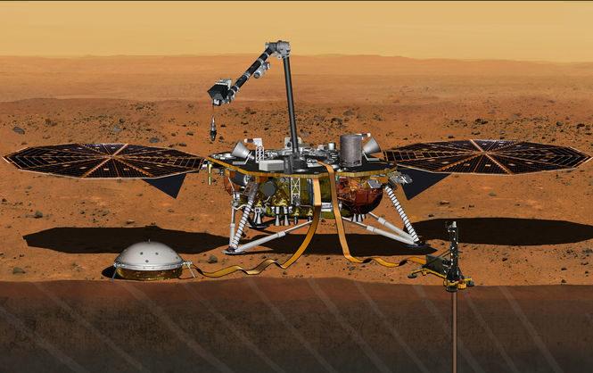NASA оприлюднило найближчу дату польоту на Марс (ФОТО)