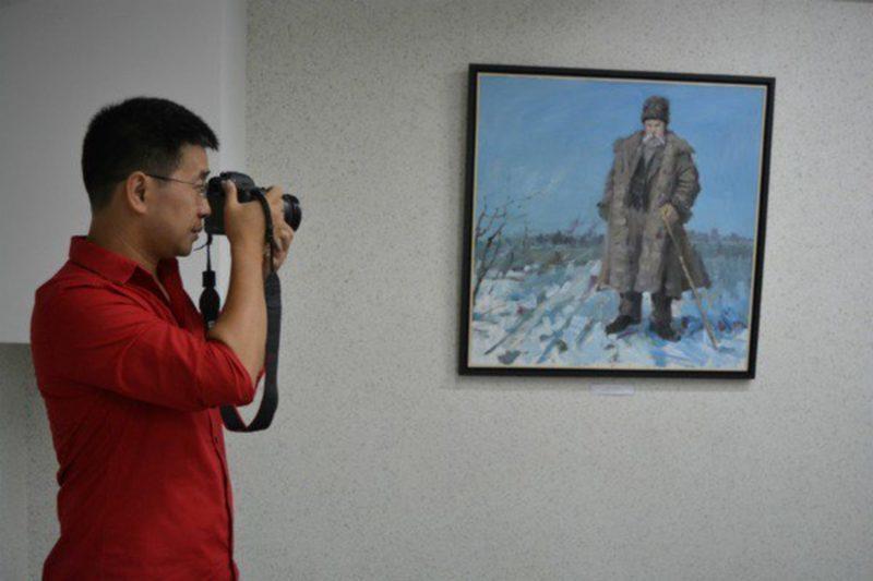 У Пекіні відкрили музей-галерею Тараса Шевченка (ФОТО)
