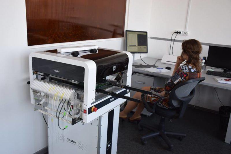 На Позитроні данська компанія робитиме мікросхеми (ФОТО)