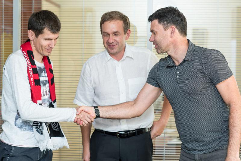 Один з найбільш титулованих українських футзалістів гратиме за франківську команду