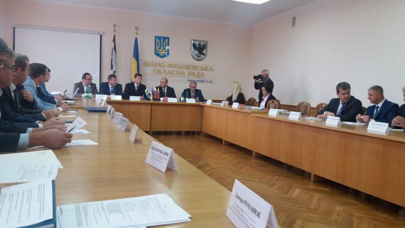 Івано-Франківська область та Опольське воєводство виходять на новий рівень співпраці
