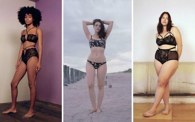 Рекламу нижньої білизни зі звичайними жінками зняли у Новій Зеландії  (ФОТО)