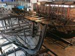 У Запоріжжі підняли з дна і відреставрували стародавні козацькі кораблі (ФОТО+ВІДЕО)