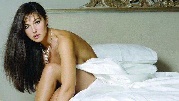 В інтернеті з'явилися фото відвертих фотосесій італійської кінодіви Моніки Белуччі (ФОТО 18+)