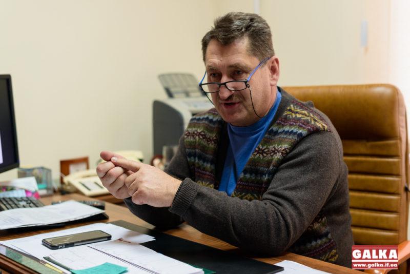 «У державних клініках лікуються люди, які мають шанс на життя, у приватних – шанс з грошима», – головний лікар міста Тарас Масляк