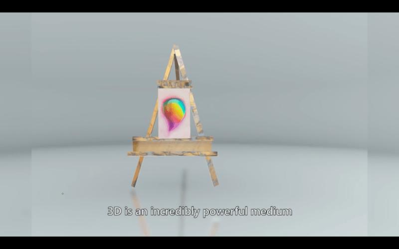 Новий Paint матиме функцію створення 3D-об'єктів (ВІДЕО)