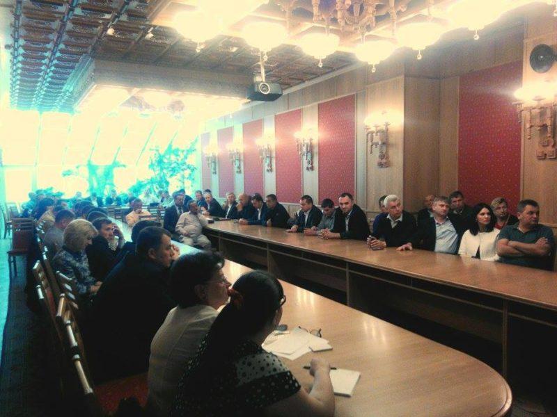 Прикарпатські аграрії зібралися, щоб схвалити свої вимоги до уряду