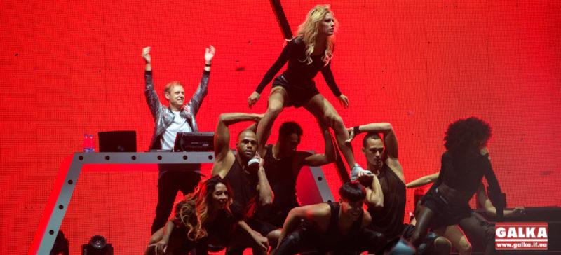 Франківці побували на концерті Armin van Buuren у Мінську (ФОТО)