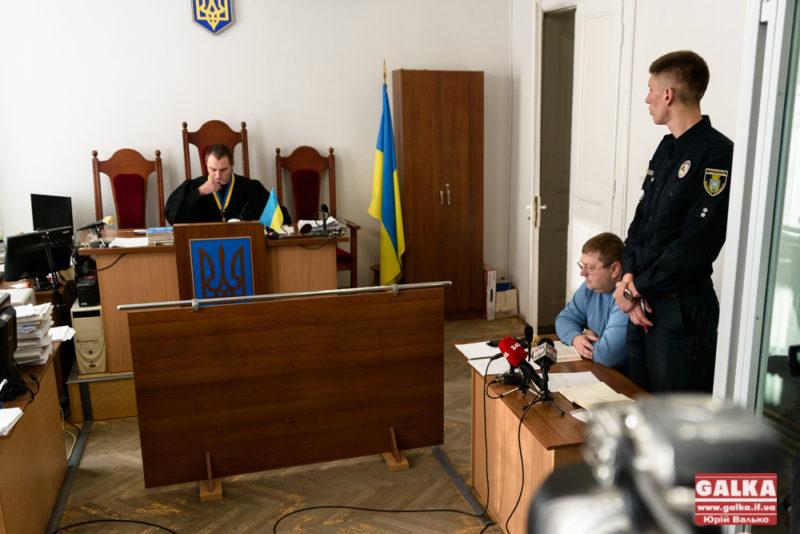 Міхалець на судовому засіданні заявив, що не визнає своєї провини