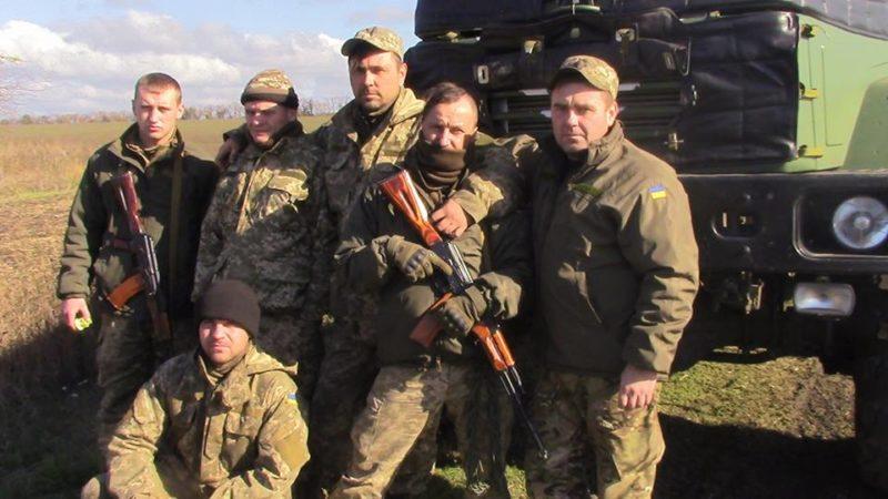 Коломийська 10-та бригада вийшла із зони АТО