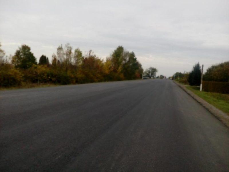 Частину дороги Стрий-Мамалига утримуватиме ПБС