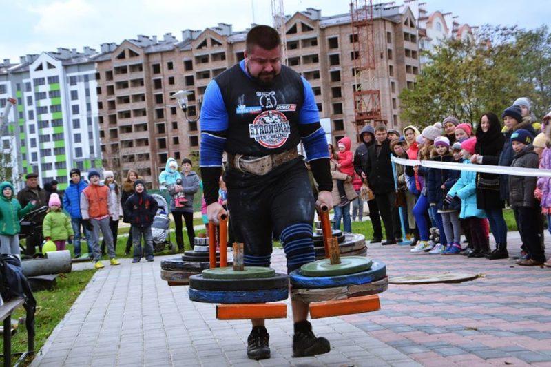 Франківець у складі збірної України поїхав на міжнародний турнір із силового екстриму