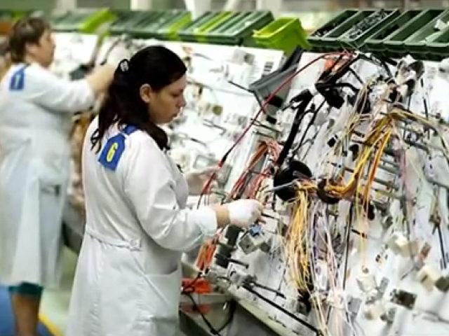 Коломийський завод «Leoni» випустить першу продукцію у 2017 році (ВІДЕО)