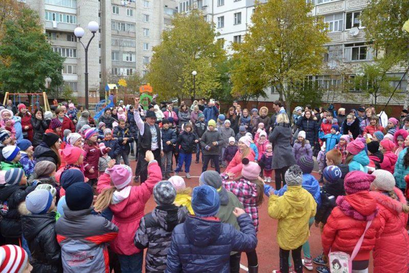 У Франківську відкрили багатофункціональну відпочинкову зону (ФОТО)