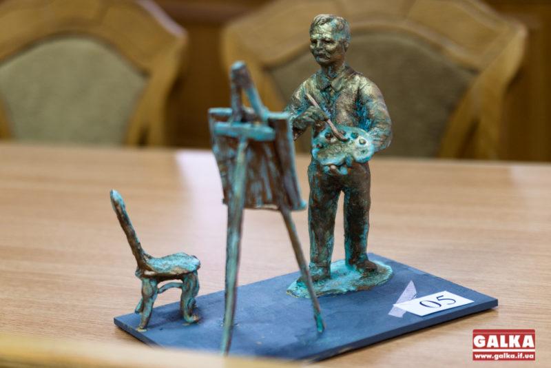 У Франківську затвердили місце та ескіз пам'ятника Опанасу Заливасі