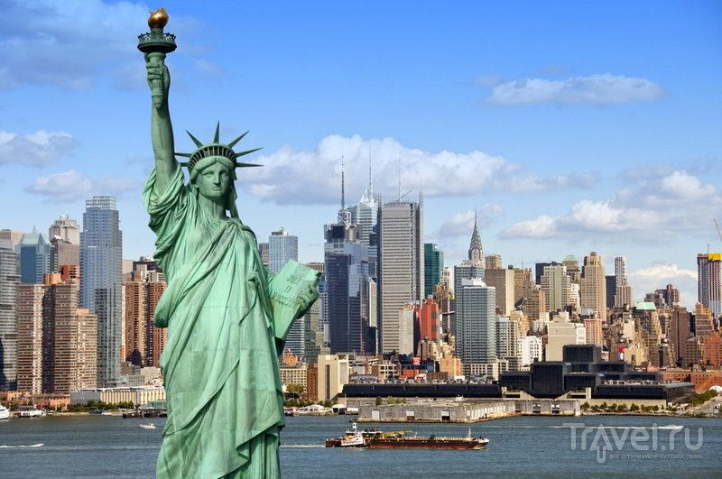 Нью-Йорк піде під воду: прогноз вчених