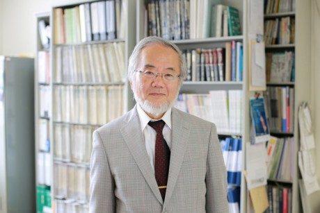 """Нобелівську премію з медицини отримав японець за відкриття процесу """"самопоїдання"""" клітин"""