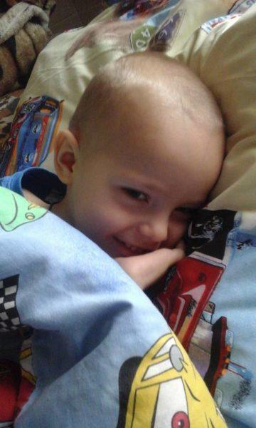 Трирічному Марку збирають кошти на трансплантацію кісткового мозку: часу менше двох тижнів