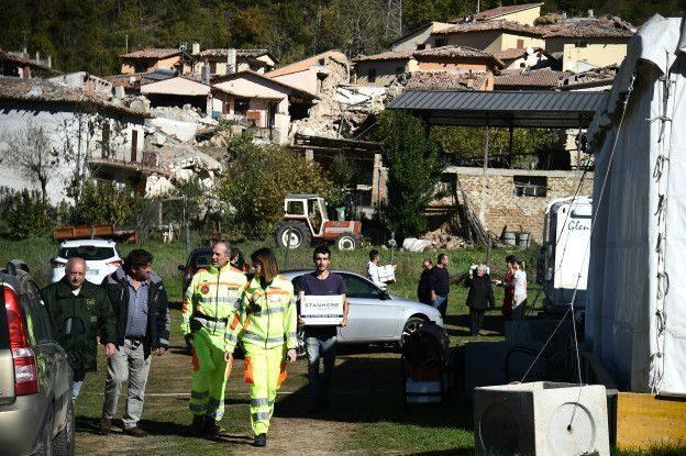 Італію сколихнув четвертий за тиждень землетрус