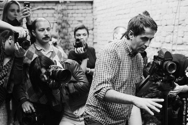 Еротичні світлини українського фотографа сколихнули світ (ФОТО)