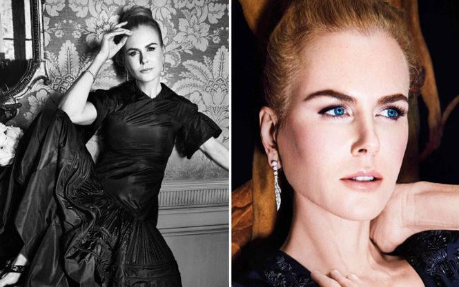 Ніколь Кідман знялася в елегантній фотосесії в нарядах від Dior (ФОТО)
