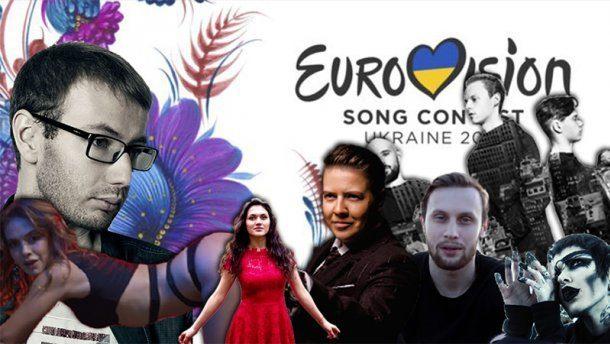 ТОП-10 претендентів на Євробачення (ВІДЕО)