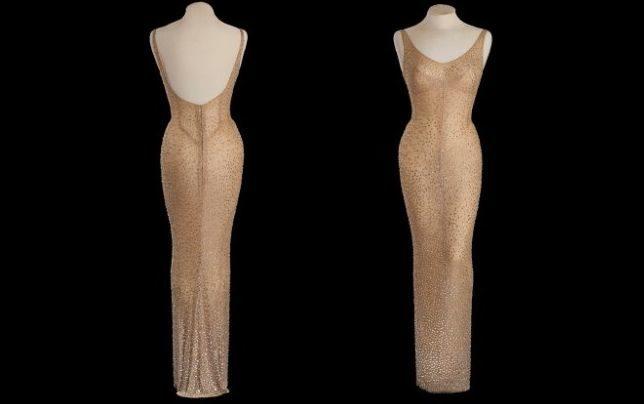 Культову сукню Мерилін Монро продано за рекордні 4,8 млн доларів (ВІДЕО)