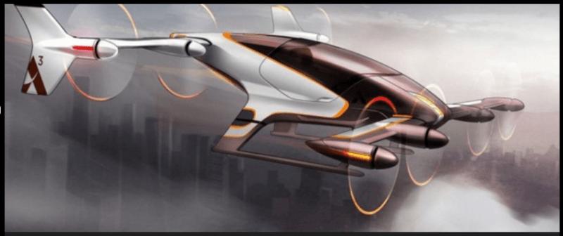 AIRBUS запустить повітряні таксі до 2020 року (ФОТО)