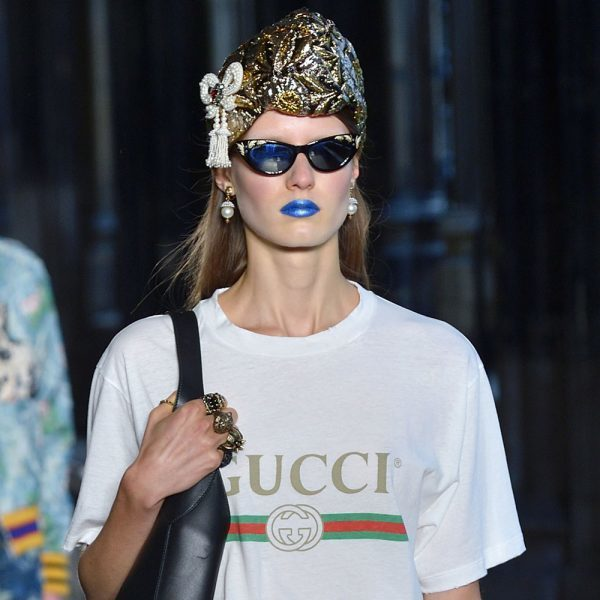 Синя помада на устах: новий тренд (ФОТО)