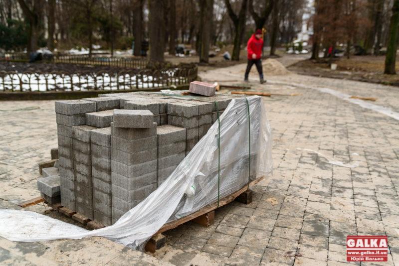 У Коломиї цьогоріч капітально відремонтують тротуари на сім мільйонів (ПЕРЕЛІК)