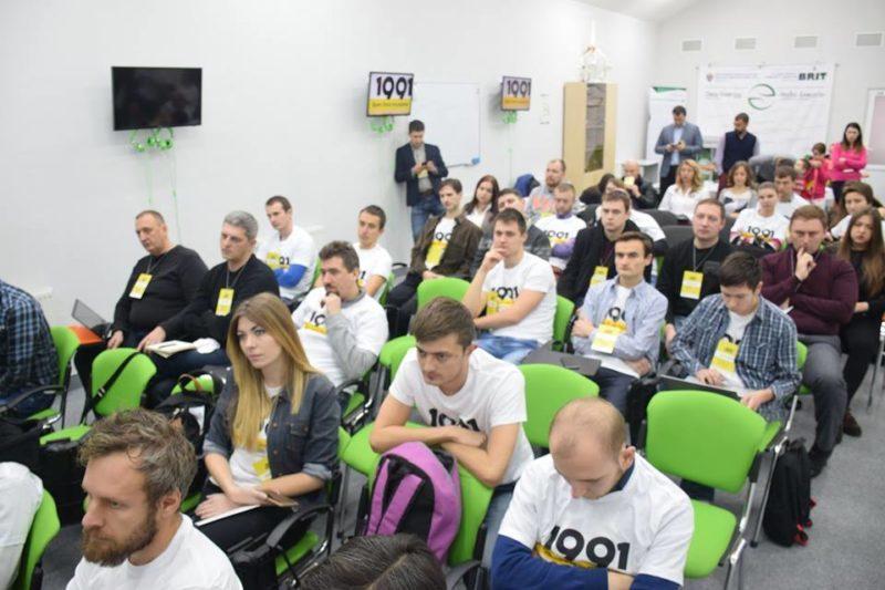 У Франківську  стартувала програма розвитку ІТ-проектів (ФОТО)
