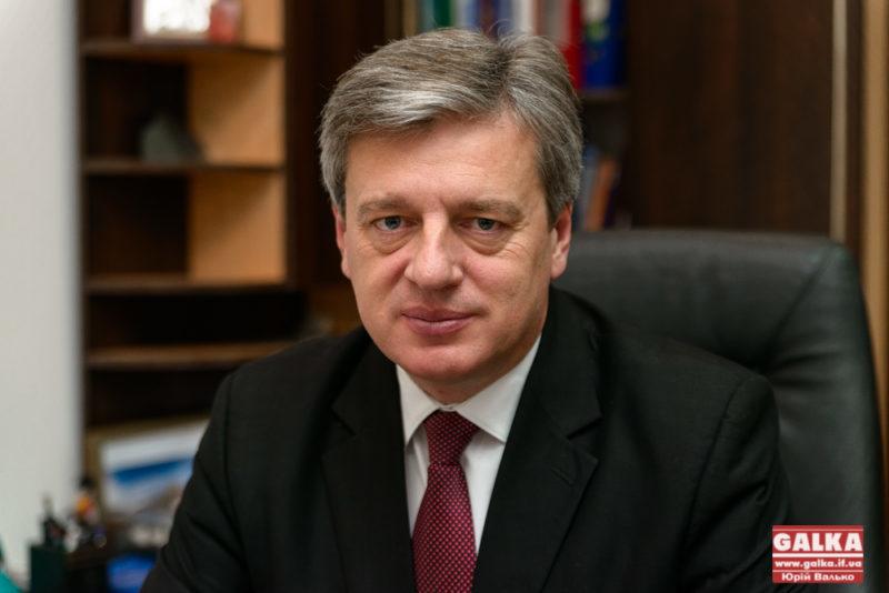 Держава фінансує Прикарпатський національний університет тільки на 40%, – ректор ПНУ Ігор Цепенда
