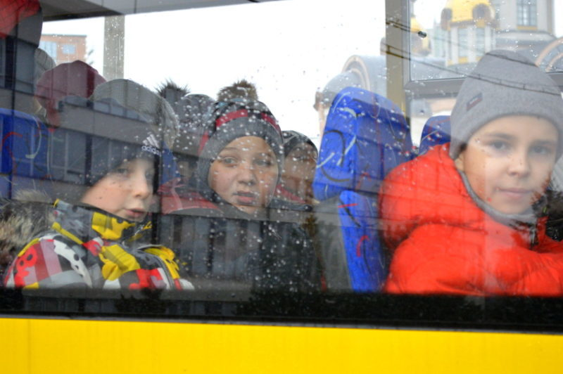Франківські школярі у громадському транспорті й далі їздитимуть безкоштовно
