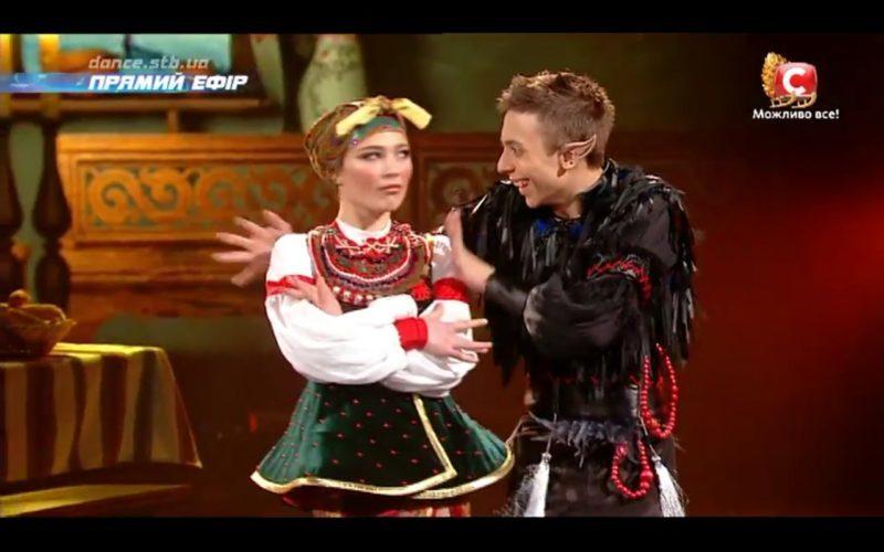 """Танцюрист з Коломиї на шоу """"Танцюють всі"""" виборов друге місце, франківка – п'ята (ВІДЕО)"""