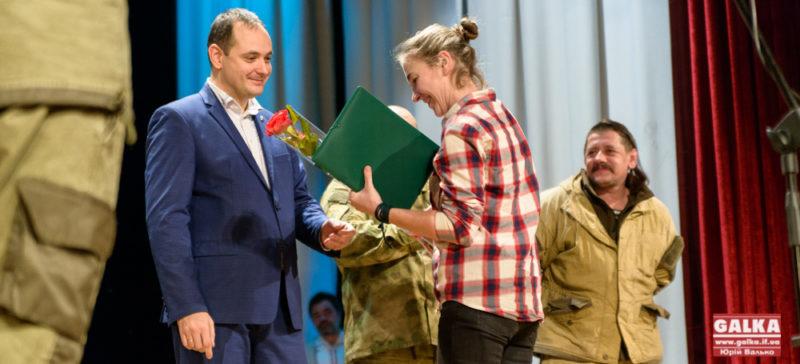 Двадцять учасників АТО отримали квартири в Івано-Франківську (ФОТО)