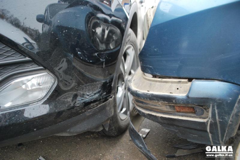 Івано-Франківська область залишається найбільш критичною за аварійністю на дорогах