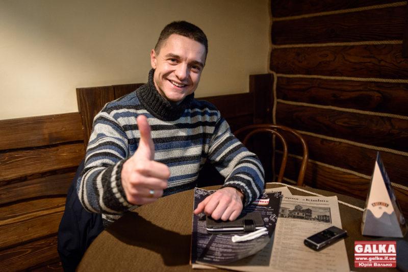 Наші вистави глядача байдужим не залишають, – керівник франківського «Нового театру» Тарас Бенюк