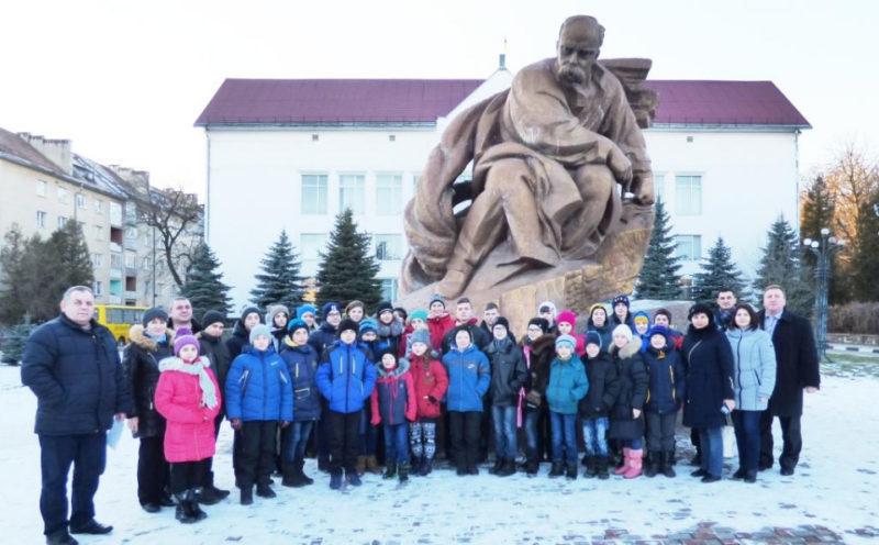 Діти зі сходу України приїхали відпочивати на Франківщину (ФОТО)