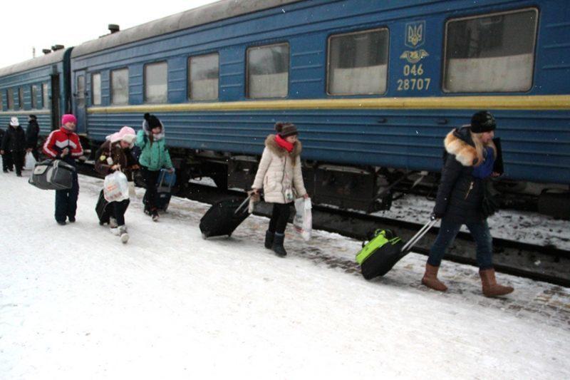 Понад 70 дітей із Дніпропетровської області провели зимові свята на Прикарпатті