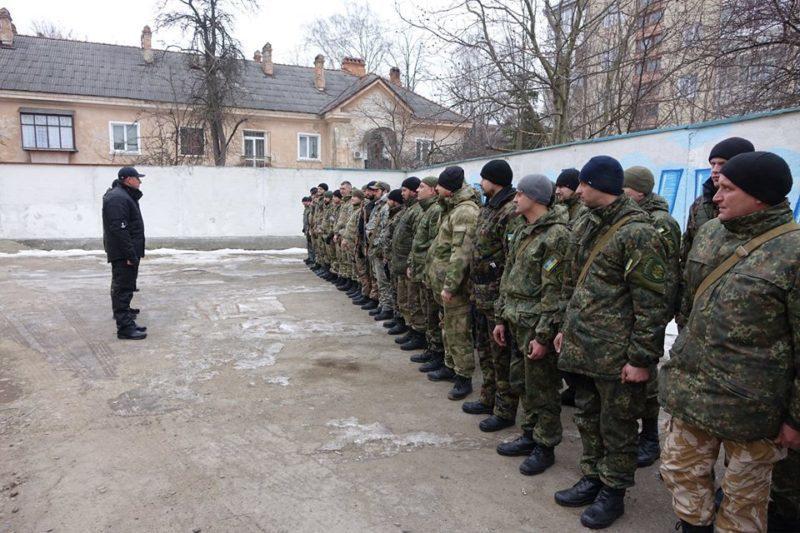 45 бійців повернулися до Франківська зі Сходу України (ФОТО)