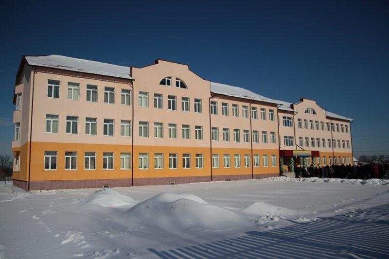 Новозбудовану школу відкрили у прикарпатському селі