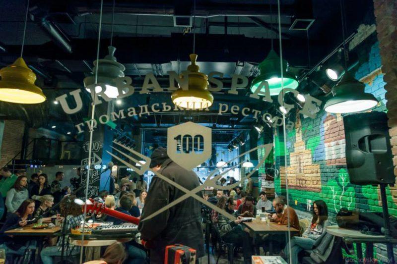 Urban Space 100 підтримав ще 7 проектів розвитку міста