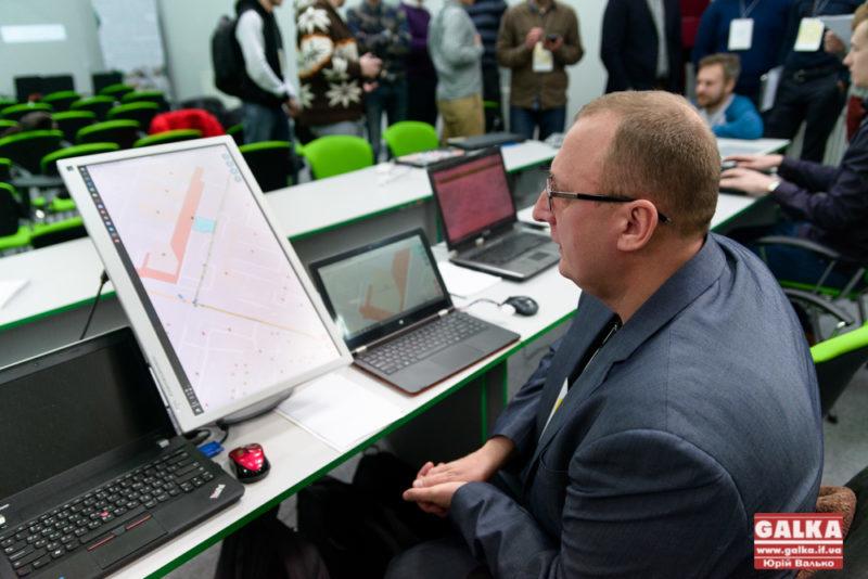 Шість інноваційних ІТ-проектів, які можуть змінити місто, презентували у Франківську (ФОТО)