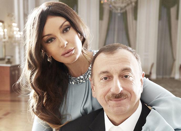 Президент Азербайджану призначив свою дружину першим віце-президентом країни