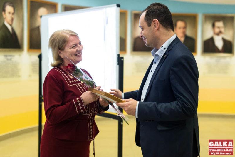 В обласному центрі привітали кращих вчителів-мовників (ФОТО)
