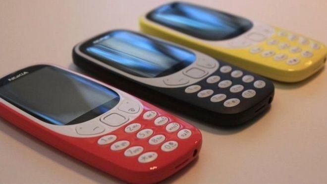 Легендарна Nokia 3310 повертається у сучасному дизайні