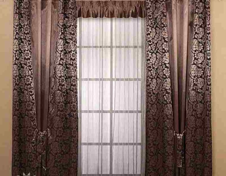 Галка рекомендує: Як не помилитися із вибором штор для кімнати