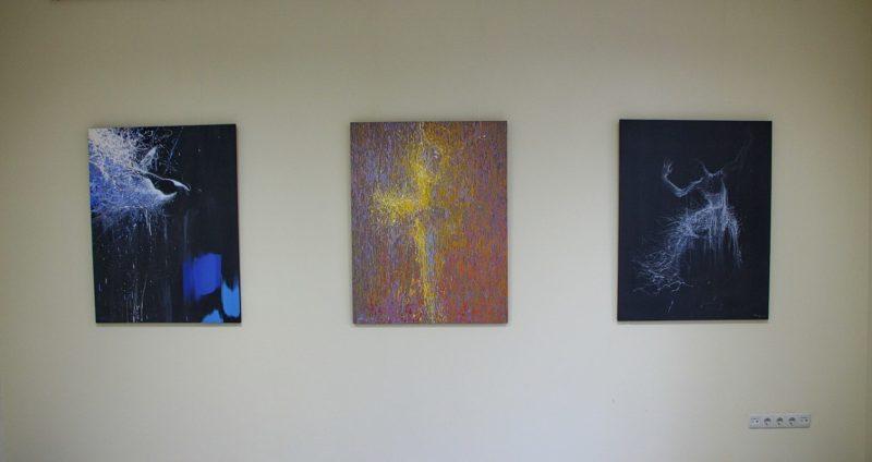 У Франківську закарпатський художник відкрив красиву виставку «Балет» (ФОТО)